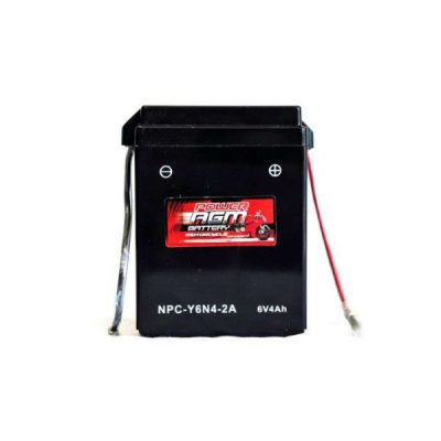 NPC-Y6N4-2A AGM Motorcycle Battery