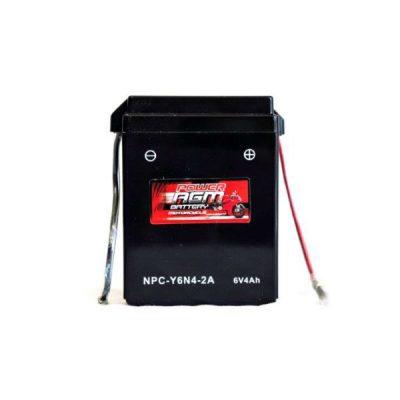 NPC-Y6N4-2A AGM Motorcycle Battery