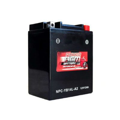 NPC-YB14L-A2 | AGM Motorcycle Battery