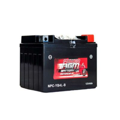 NPC-YB4L-B | AGM Motorcycle Battery