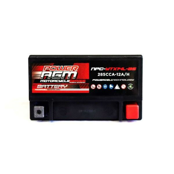 NPC-YTX14L-BS | AGM Motorcycle Battery