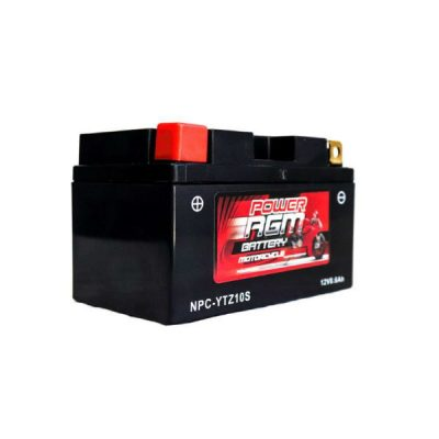 NPC-YTZ10S | AGM Motorcycle Battery