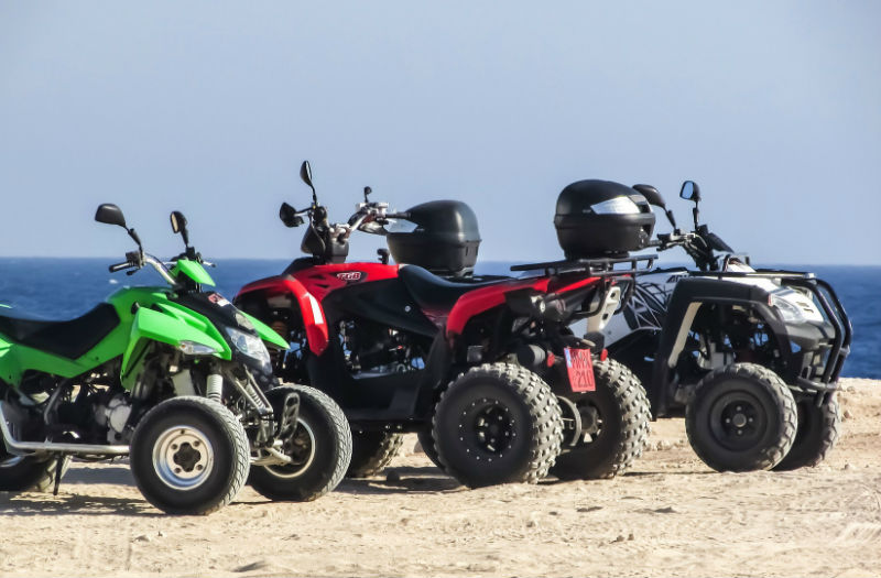 ATVs and Quad Bike Batteries