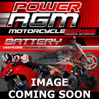 Motorcycle Battery - Power AGM