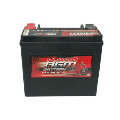 NPC-MX-1 - 18AH 450CCAs AGM Motorcycle Battery | Power AGM