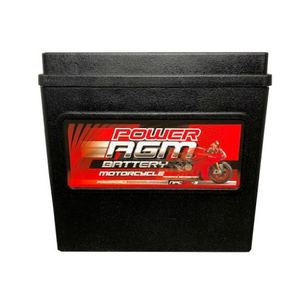 NPC-MX-3 - 12AH 300CCAs AGM Motorcycle Battery | Power AGM