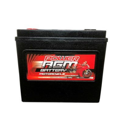 NPC-MX-4 - 19AH 425CCAs AGM Motorcycle Battery | Power AGM