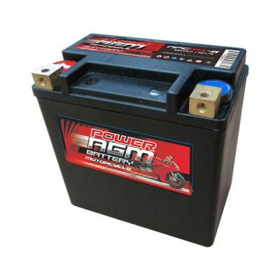 NPC-MX-8 - 12AH 300CCAs AGM Motorcycle Battery | Power AGM