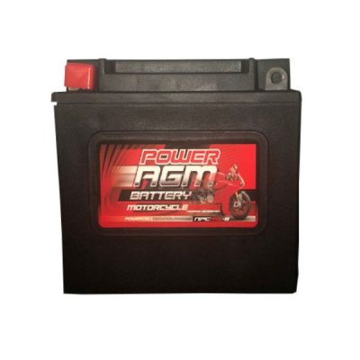 NPC-MX-9 - 7AH 175CCAs AGM Motorcycle Battery | Power AGM