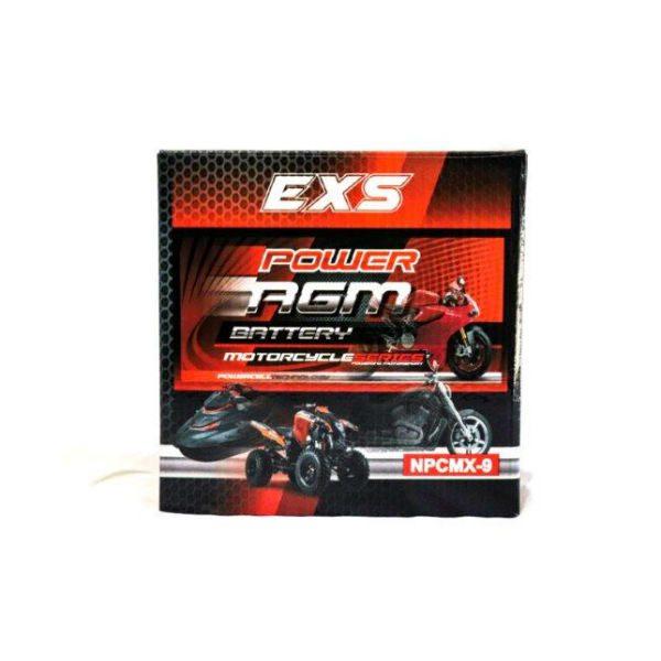 NPCMX-9 AGM Motorcycle Battery