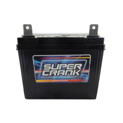 12N24-3SMCF - Ride-On Lawn Mower Battery 350CCAs RH Positive