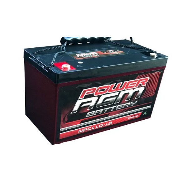 NPC110-12 | Power AGM Deep Cycle Battery