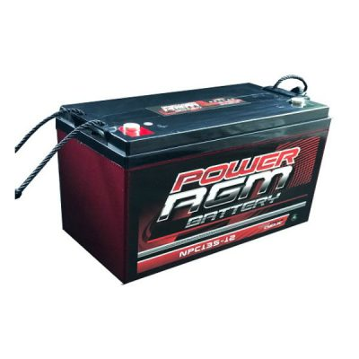 NPC135-12 | Power AGM Deep Cycle Battery