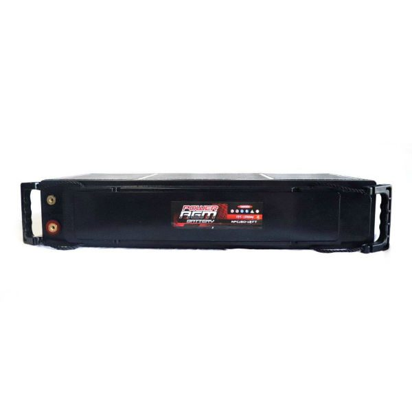 NPC150-12 | Slimline Power AGM Deep Cycle Battery
