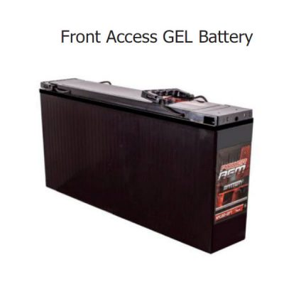 NPC150-12 | Slimline Power AGM Deep Cycle Battery
