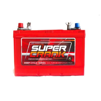 Deep Cycle Dual Purpose Battery