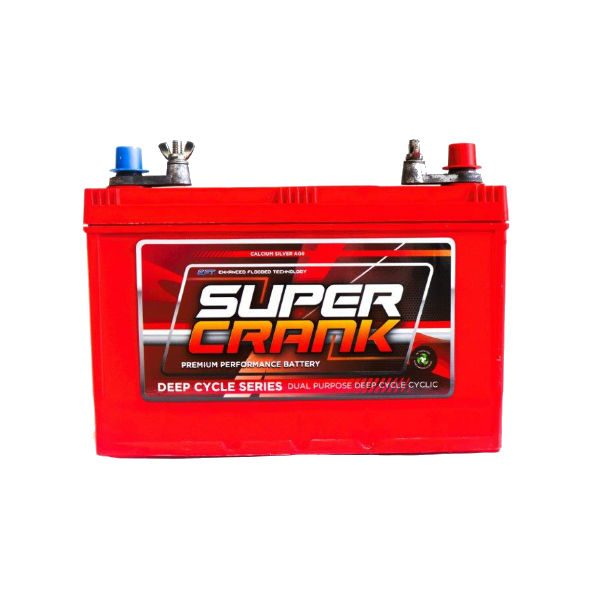Deep Cycle Dual Purpose Battery RHP