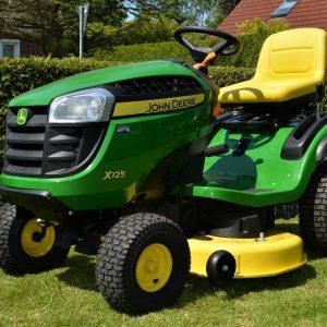 Ride-on Lawn Mower Batteries