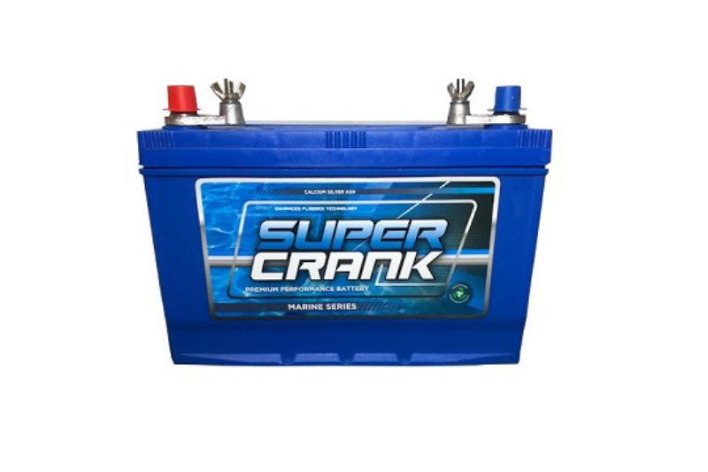 Marine Deep Cycle Batteries Super Crank