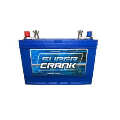 Super Crank Deep Cycle Marine Battery
