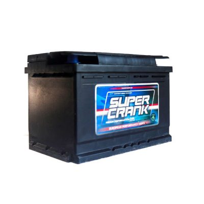 DIN100-SCMF - 915CCA - European Automotive Battery
