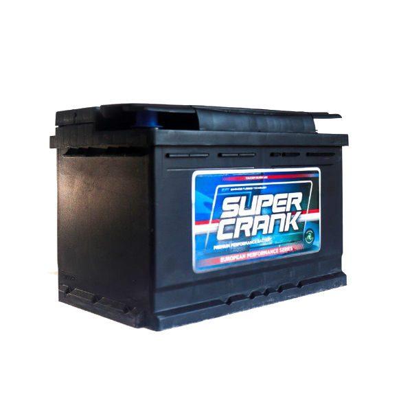 DIN100-SCMF - 915CCA - European Automotive Battery