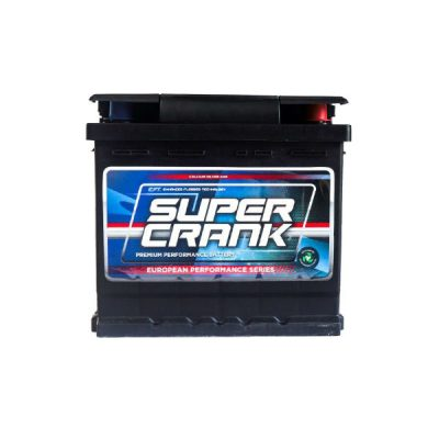 DIN44-SCMF - 580CCA - European Automotive Battery