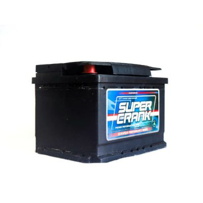 DIN66HR-SCMF - 700CCA European Automotive Battery