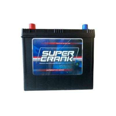 Super Crank Automotive Car Battery
