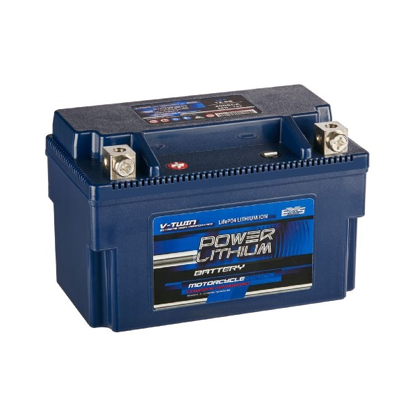 Lithium Motorcycle Battery | LFP12-BS | Power Lithium