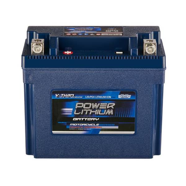 Lithium Motorcycle Battery | LFP12B-4 | Power Lithium