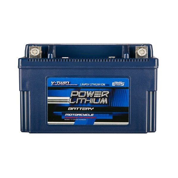 Lithium Motorcycle Battery | LFP14-BS | Power Lithium