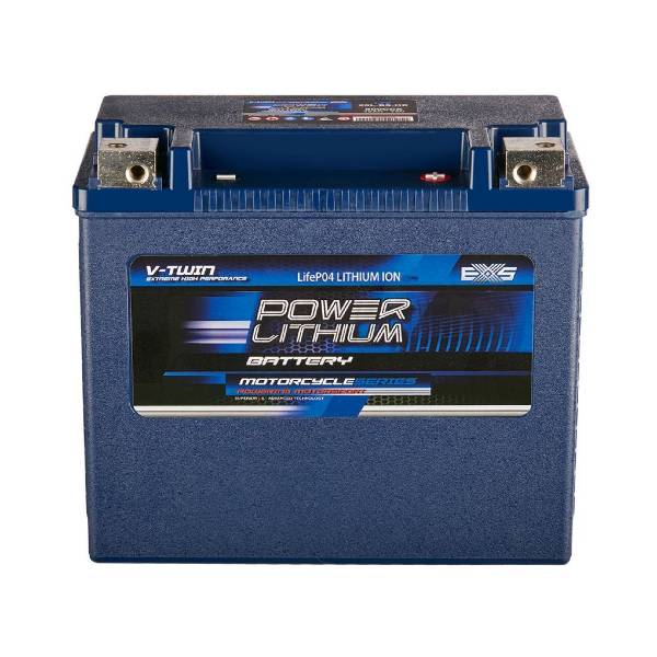 Lithium Motorcycle Battery   LFP20L-BS-HD   Power Lithium
