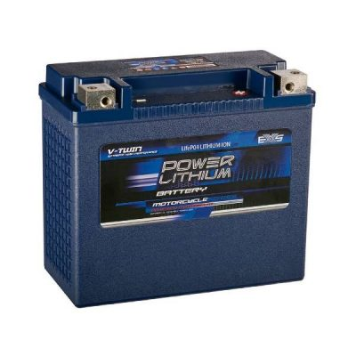 Lithium Motorcycle Battery | LFP20L-BS-HD | Power Lithium