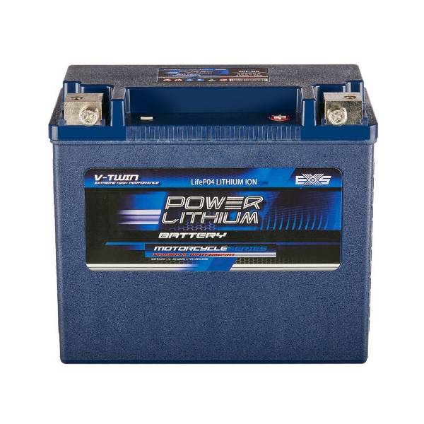 Lithium Motorcycle Battery   LFP20L-BS   Power Lithium