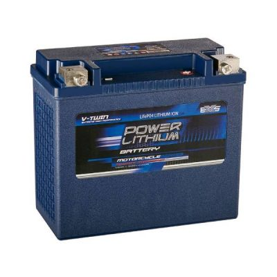 Lithium Motorcycle Battery | LFP20L-BS | Power Lithium