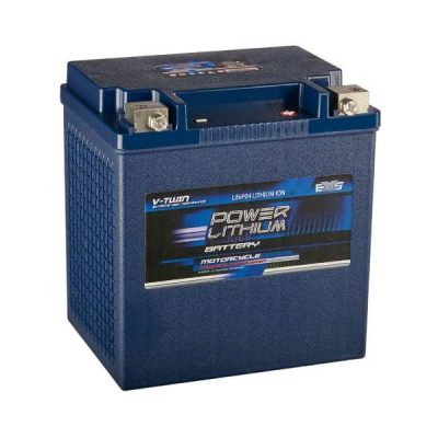 Lithium Motorcycle Battery | LFP30CL-B | Power Lithium
