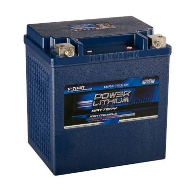 Lithium Motorcycle Battery | LFP30CL-BS-HD | Power Lithium