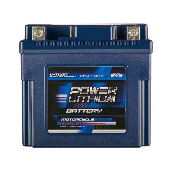 Lithium Motorcycle Battery | LFP5L-BS | Power Lithium