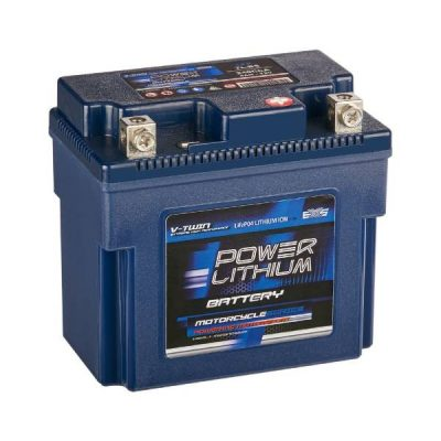 Lithium Motorcycle Battery | LFP7L-BS | Power Lithium