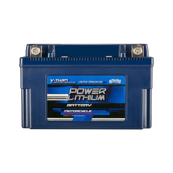 Lithium Motorcycle Battery   LFP9-BS   Power Lithium