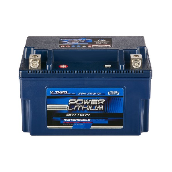 Lithium Motorcycle Battery   LFPZ-10S   Power Lithium