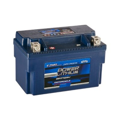Lithium Motorcycle Battery | LFPZ-10S | Power Lithium