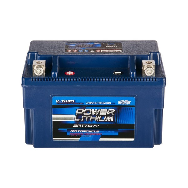 Lithium Motorcycle Battery | LFPZ-14S | Power Lithium